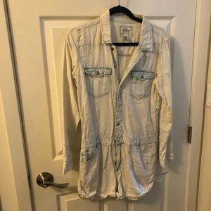 Forever 21 premium denim Jumpsuit Size Medium